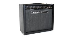 Diamond Amplification APEX-50 All Tube 50 Watt 1x12 Guitar Amplifier