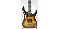 Used ESP E-II Horizon NT Dark Brown Sunburst Ser #ES72244913
