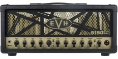 EVH 5150 III 50 Watt EL34 Guitar Amplifier Head Bl..