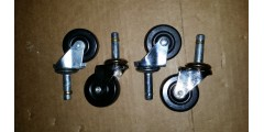 Used - 2 inch replacement Casters