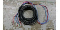 Used - 30 foot 8 conductor speaker cable