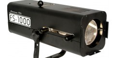 American DJ FS-1000SYS High Powered Followspot System
