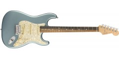 Fender American Elite Stratocaster Ebony Fingerboard Satin Ice Blue
