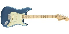 Fender American Performer Stratocaster Maple Fingerboard Satin Lake Placid