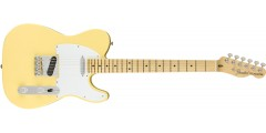 Fender American Performer Telecaster Maple Fingerboard Vintage White