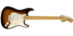 Fender American Special Stratocaster Electric Guitar Maple Fretboard 2 Tone