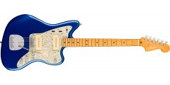 Fender American Ultra Jazzmaster Maple Fingerboard Cobra Blue