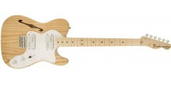 Fender Classic Series 72 Telecaster Thinline Maple Neck Natural..
