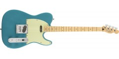 Fender Tenor Tele Maple Fingerboard Lake Placid Blue
