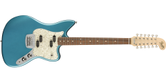 Fender Electric XII Pau Ferro Fingerboard Lake Placid Blue
