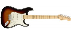 Fender Player Series Stratocaster Electric Guitar Maple Neck 3-Color Sunbur