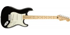 Fender Player Series Stratocaster Electric Guitar Maple Neck Black