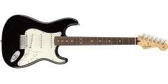Fender Player Series Stratocaster Guitar Pau Ferro Fretboard Black