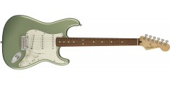 Open Box -Fender Player Series Stratocaster Guitar Sage Green Metallic
