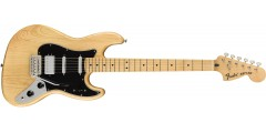 Open Box - Fender Sixty Six Jazzcaster Maple Fingerboard Natural