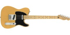 Fender Players Series Telecaster Maple Neck Butterscotch Blonde