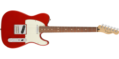 Fender Players Series Telecaster Pau Ferro Fretboard Sonic Red