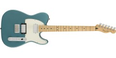 Fender Players Series Telecaster HH Maple Neck Tidepool Finish