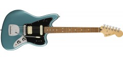 Open Box - Fender Player Series Jaguar Electric Guitar Tidepool