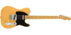 Fender Vintera 50s Telecaster Modified Maple Fingerboard Butterscotch Blond