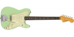 Fender Limited Edition Jazz-Tele Rosewood Fingerboard Surf Green