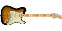 Open Box - Fender Limited Edition Strat-Tele Hybrid 2-Color Sunburst