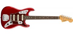Open Box - Fender Limited Edition Jag Stratocaster Candy Apple Red