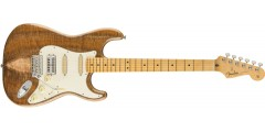 Fender Rarities Flame Koa Top Stratocaster Maple Neck Natural