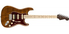 Fender Rarities Stratocaster Flame Maple Top Rosewood neck