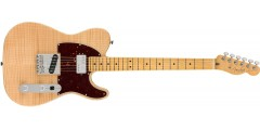 Fender Rarities Chambered Telecaster Flame Maple Top Maple Neck Natural