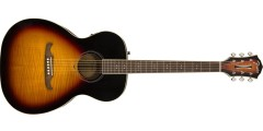 Fender FA-235E Concert in Sunburst with Indian Laurel Fretboard