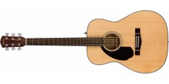 Fender  CC60S Acoustic Guitar Left Handed Natural Finish