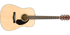 Fender CD-60S Dreadnought Walnut Fingerboard Natural