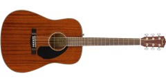 Fender CD60S Dreadnought Walnut Fingerboard All Mahogany