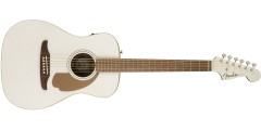 Fender Malibu Player Solid Spruce Top Mahogany Back and Sides in Arctic Gol