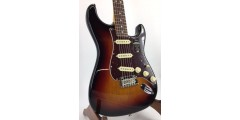 Fender American Professional II Stratocaster Electric Guitar Sunburst ..