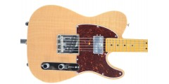 Fender Rarities Chambered Telecaster Flame Maple Top Serial #US1902766..