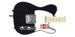 Fender American Professional Telecaster Alder Body Black Serial # US1707865