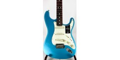 Fender American Professional II Stratocaster Electric Guitar Miami Blue Ser