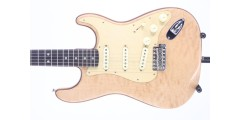 Fender Rarities Quilt Maple Top Stratocaster Rosewood FB Serial# LE07559 8.
