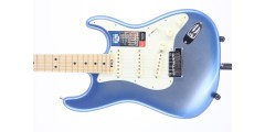 Open Box - Fender American Elite Stratocaster Maple FB Sky Burst Metallic S