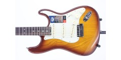 Open Box - Fender American Elite Stratocaster Rosewood FB Tobacco Sunburst