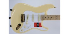 Fender Limited Edition American Pro Stratocaster Vintage White Serial#US180