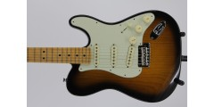 Demo - Fender Limited Edition Strat-Tele Hybrid 2-Color Sunburst