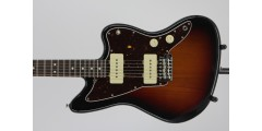 Demo- Fender American Performer Jazzmaster Alder Body 3-Color Sunburst