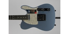 Fender American Elite Telecaster Ebony Fingerboard Satin Ice Blue Metallic
