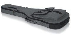 Gator GT-ELECTRIC-GRY Transit Electric Guitar Bag Light Grey