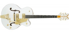 Gretsch G6136T-WHT Players Edition Falcon with String-Thru Bigsby Filter'Tr