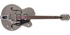 Gretsch G5410T Electromatic Hollow Body Rat Rod Matte Phantom Metallic