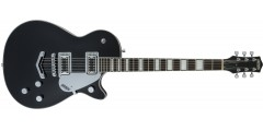 Open Box -Gretsch G5220 Electromatic Series Jet with Walnut Fingerboard Bla